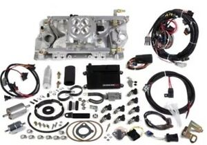 Holley Efi Fuel Injection System 550 811 Avenger Multi point For Chevy Sbc