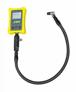 Joes Racing Products 0 100 Psi Digital Precision Tire Pressure Gauge P n 32311