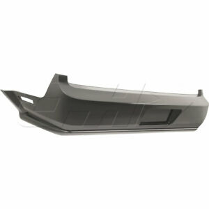 Kbd Urethane Eleanor Style 1pc Rear Bumper For Ford Mustang 05 09
