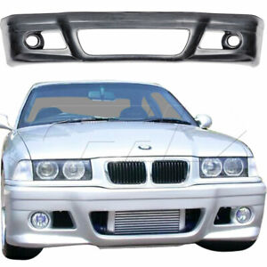 Kbd Urethane E46 M3 Style 1pc Front Bumper For Bmw 3 Series E36 92 98
