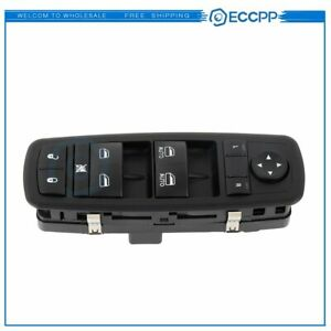 Power Window Switch For Dodge Ram 1500 2500 3500 2009 2010 Driver Side New