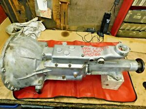 Triumph Tr6 Tr250 Tr4 Tr3 4 Speed Transmission Rebuilt Late Steel Bush