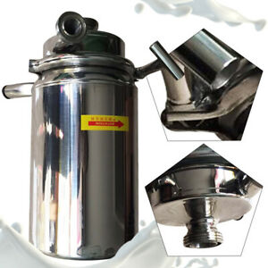 Stainless Steel Sanitary Pump Sanitary Beverage Milk Delivery Pump 3t h 750w Usa