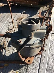 1947 1955 Chevy Gmc Truck And Others Orig Carburetor