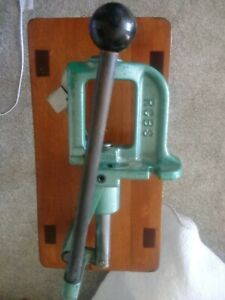 RCBS ROCK CHUCKER II RELOADING PRESS