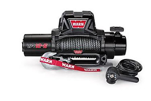 Warn Industries Vr12s 12 000lb Synthetic Winch