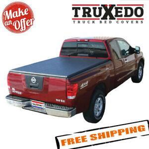 Truxedo 283601 Truxport Tonneau Cover For 98 04 Nissan Frontier King Cab 6 Bed