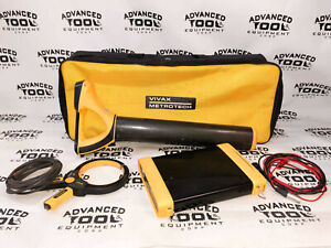 Vivax Metrotech Vlocpro2 Pipe Cable Utility Locator Transmitter Vx205 2 Clamp