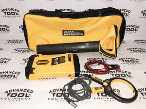 Vivax Metrotech Vlocpro2 Pipe Cable Utility Locator Transmitter Loc 5stx Vx205 5