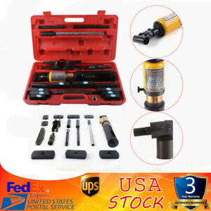 80 137mm 10t Hydraulic Cylinder Liner Puller Dry Type For Diesel Engine New