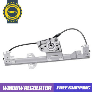 Rear Left Driver Side Manual Window Regulator W O Motor For Bmw 3 Series 06 11