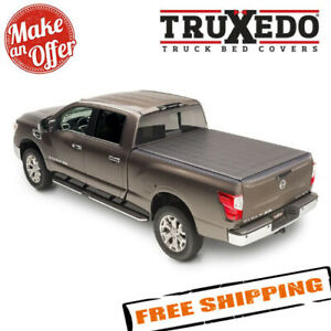 Truxedo 588801 Lo Pro Tonneau Cover For 2016 2019 Nissan Titan Xd 6 6 Bed
