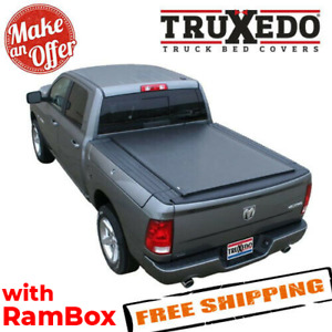 Truxedo 584901 Lo Pro Tonneau Cover For 2019 Ram 1500 W Rambox 5 7 Bed
