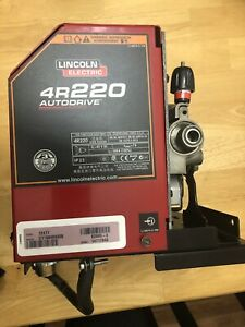 Lincoln Electric 4r220 Wire Feeder