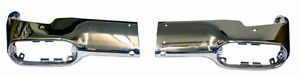 Park Light Housing Grille Extension 1954 Chevy