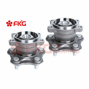 Rear Wheel Hub Bearing For 02 06 Nissan Altima 04 09 Quest 04 08 Maxima 512201x2