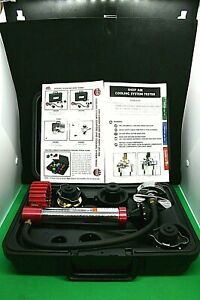 Mac Tools Car And Light Truck Cooling System Pressure Tester Kit
