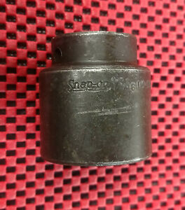Snap On Im420h 1 5 16 Sae Flank Drive 1 2 Drive 6 Point Impact Socket