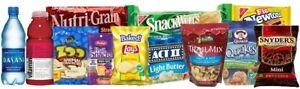 New Jersey Vending Machine Route Full Size Snack Beverage Machines Combo