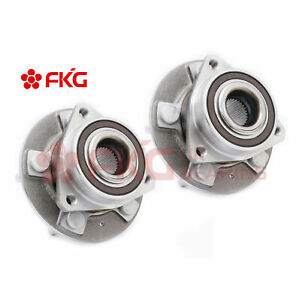 Front Wheel Bearing Hub For 10 16 Chevy Equinox Buick Regal Gmc Terrain 513288x2