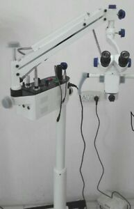 5 Steps Dental Surgical Microscope led Light Source Accessories