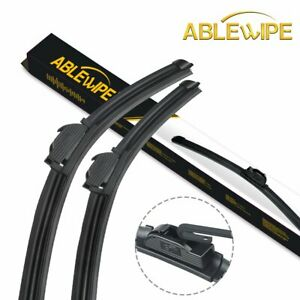 Ablewipe Fit For Gmc Sierra 1500 2006 1999 Windshield Front Wiper Blades 22 22