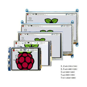 3 2 Inch 3 5 5 7 Inch Touch Hdmi Interface Lcd Display Module For Raspberry Pi