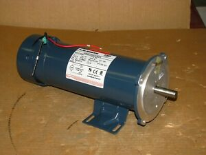 New A o Smith 1 Hp Dc Permanent Magnet Motor d044 1725 Rpm 90v Tefc 56c Frame