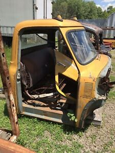 1953 1954 Ford Cab