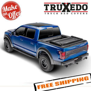 Truxedo 731101 Deuce Tonneau Cover For 2019 Ford Ranger 6 Bed