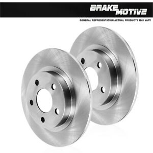 Rear Quality Brake Rotors For 1993 1994 1995 1996 1997 1998 Jeep Grand Cherokee