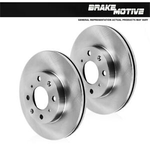 For Chevrolet Chevy Cobalt Saturn Ion Pontiac G5 Front 256 Mm Brake Rotors