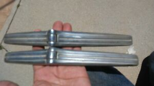 1940 1935 Packard Trunk Brackets Left And Right 027