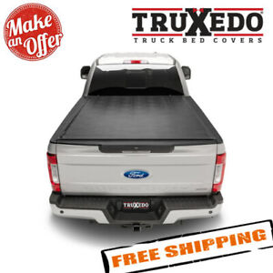 Truxedo 1579601 Sentry Tonneau Cover For 17 19 Ford F 250 f 350 f 450 8 2 Bed