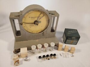 Antique Roller smith 500 Mg Precision Balance Scale Federal Pacific Electric