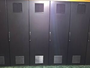 Rittal Ts 8 8012 009 Free Standing Electrical 19 Rack Rf Enclosure 24 x36 x79