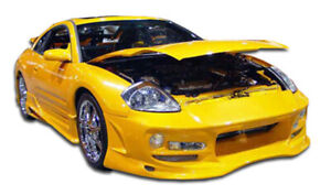 00 05 Mitsubishi Eclipse Duraflex Bomber Body Kit 4pc 110675