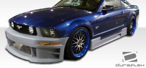 05 09 Ford Mustang Duraflex Gt Concept Body Kit 4pc 104049
