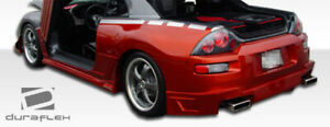 00 05 Mitsubishi Eclipse Duraflex Blits Side Skirts 2pc 100120
