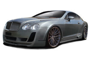 03 10 Bentley Continental Gt Gtc Af 2 Complete Kit gfk Cfp 5pc 113193