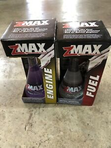New Zmax Engine Fuel Formulas Total Engine Treatment Kit For Vehicle 51 011