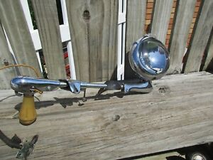 1930 S 1960 S Vintage Car Unity H1 Spot Light 6 Volt Hot Street Rat Rod Custom