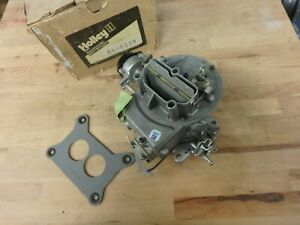 1973 74 Ford 2 Barrel 2100 Carburetor 351 400 Mustang Cougar Torino Ranchero