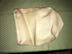 1968 1969 Camaro 8 track Radio Arm Rest Pad Cover Original