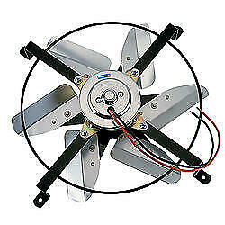 Perma cool 14 In 2950 Cfm High Performance Electric Cooling Fan P n 19114