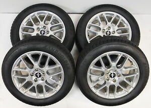 2013 Ford Mustang Pony Package Set 18 Rims Wheels Land Golden Tires 235 55r18