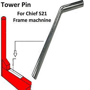Chief Style Tower Lock Pin Frame Machine