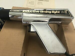 Sears Best Inductive Timing Light 2138 Vintage Never Used