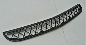 Genuine Bentley Continental Gt Gtc Front Bumper Lower Grille Oem Brand New