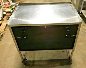 Portable Stainless Steel Prep Table 36 X 38 5